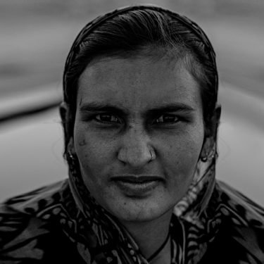Portrait Photography of an Indian woman