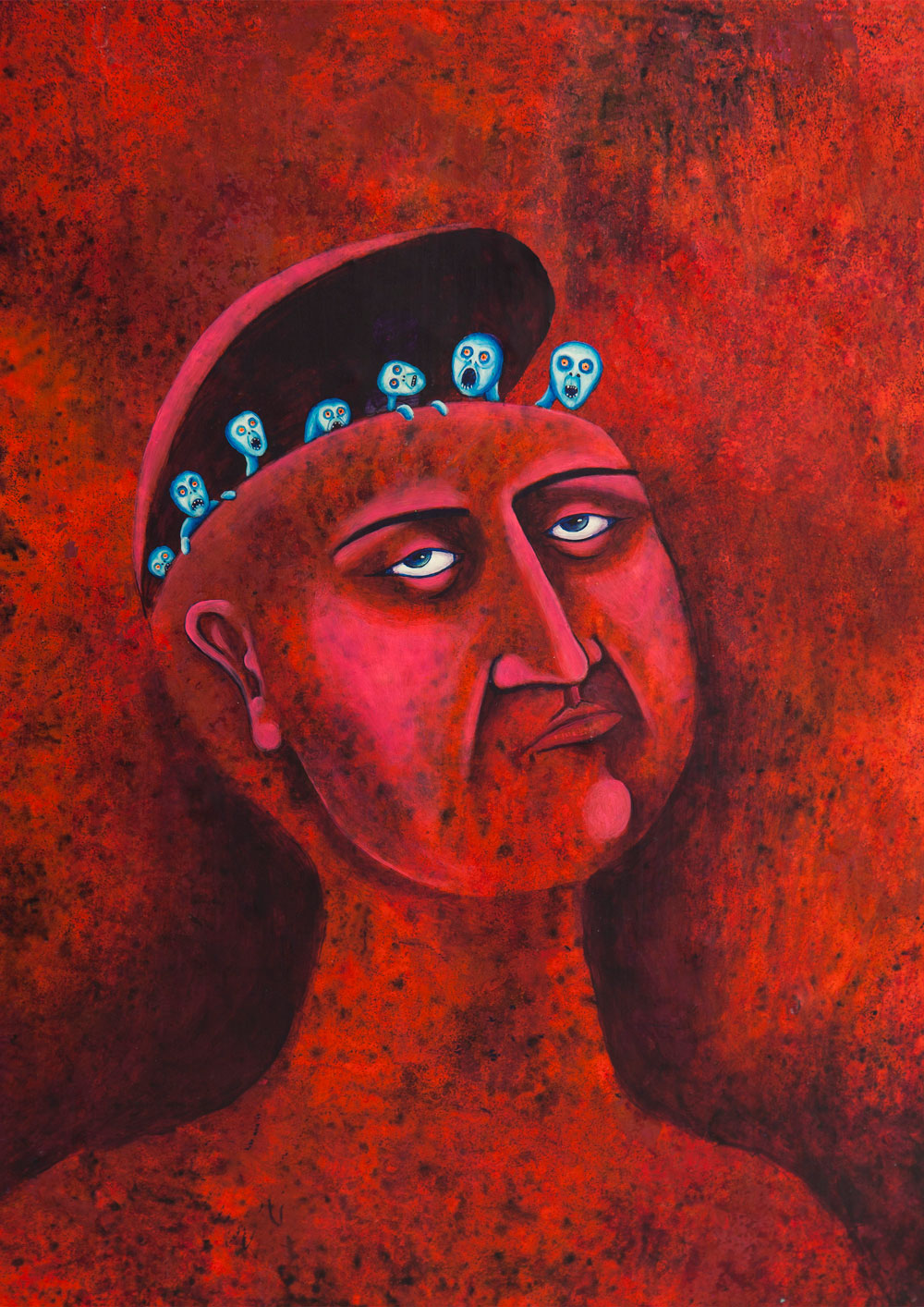 untitled - artwork by salvador carabante