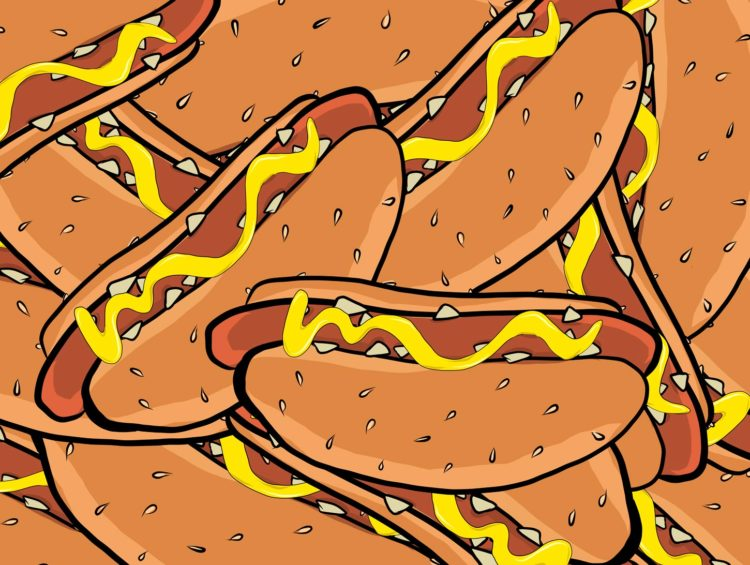 Hot Dogs - By Juna Lawrence / Brainoon @ friendmade.fm